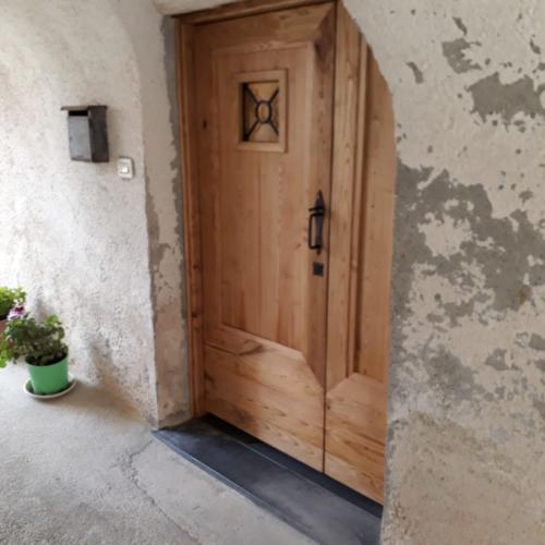 porta artigianale esterni