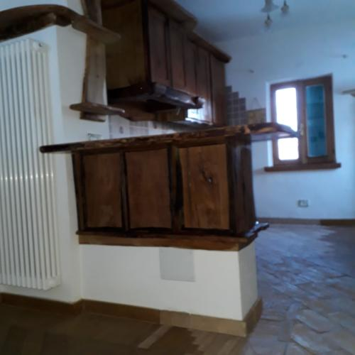 arredo cucina legno artigianale