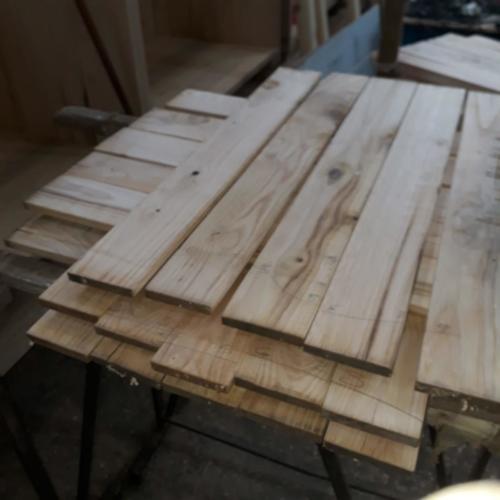 lavorazione assi legno
