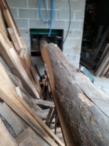 lavorazione tronco legno claudio pesce